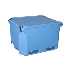 660L PE core heavy duty food container