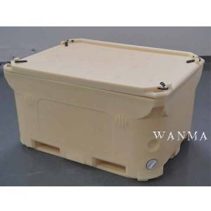 1000L Insulated pallet container for Tunas