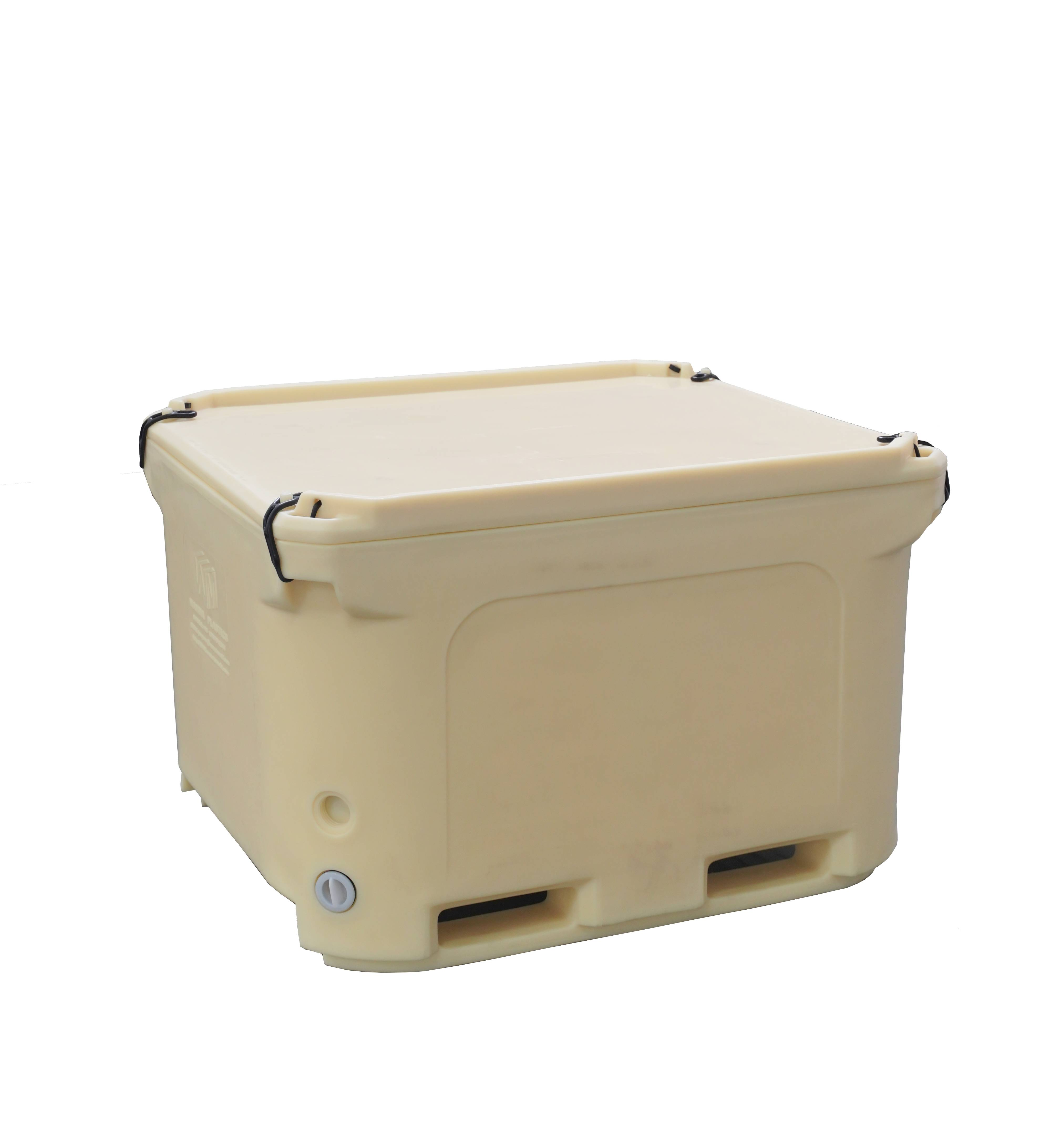 China Cheap price Cooler For Fishing - 660L buggy meat cart with wheel – Wanma Rotomold