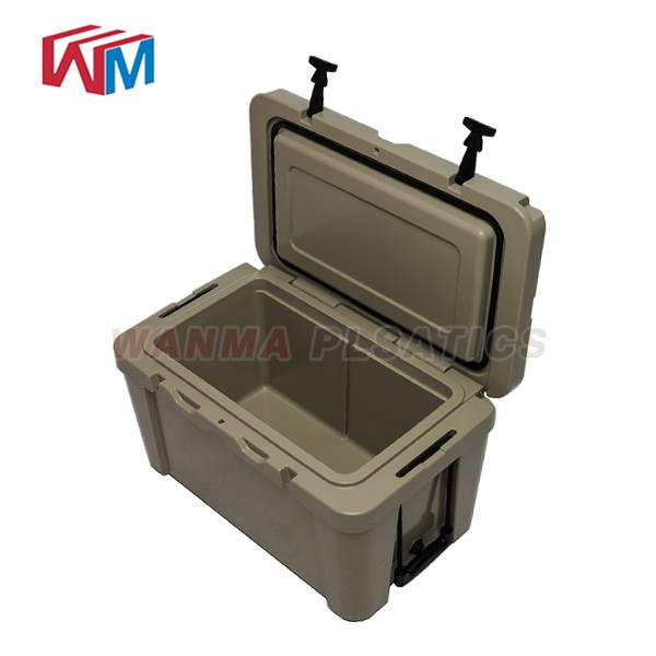 2018 High quality Plastic Box With Lock - 25L Cooler Box For Camping – Wanma Rotomold