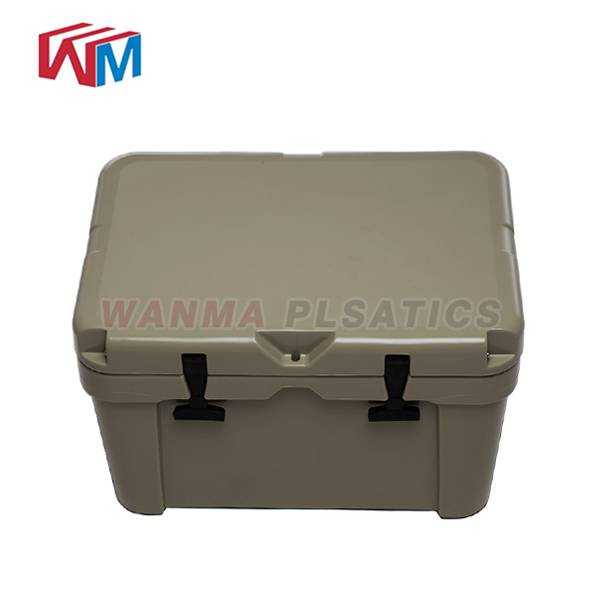 China Factory for Portable Insulated Lunch Bag - 65L Plastic insulated coolers ice box – Wanma Rotomold