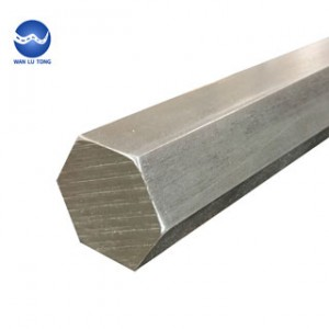 Stainless steel hexagonal rod