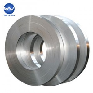 Alloy aluminium strip