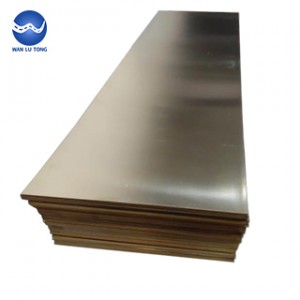 Alloy copper