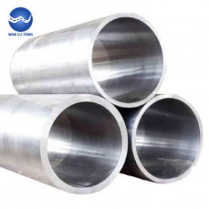 Large section aluminum tube