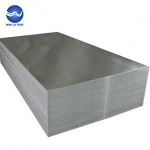 Anti-rust aluminum plate