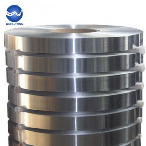 Cable aluminium strip