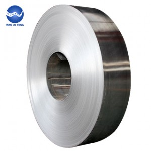 Extra hard stainless steel strip