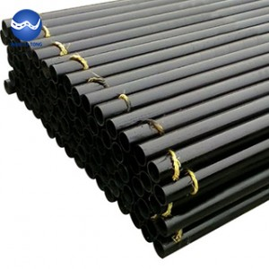 Flexible cast iron drain