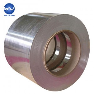 Insulation aluminum coil