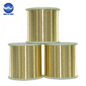 Lead brass wire