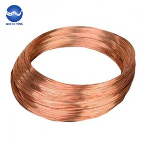 Oxygen-free copper wire