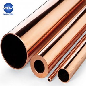 Phosphorus copper tube