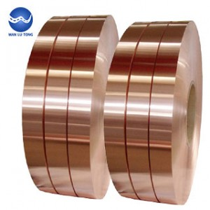 Phosphorus copper strip