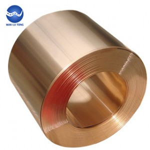 Phosphorus copper coil
