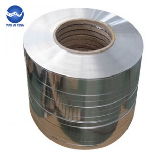 Pure aluminium strip