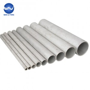 Small diameter stainless steel seamless tube
