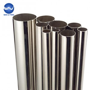 Stainless steel bright welded tube