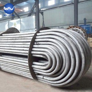 Stainless steel heat exchange tube