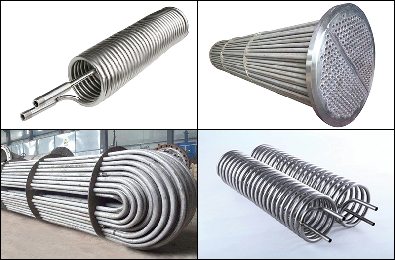 Stainless-steel-heat-exchange-tube