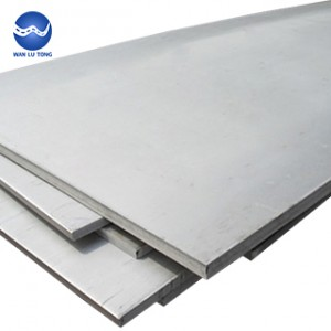 Stainless steel medium thickness plate