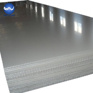Stainless steel mirror panel