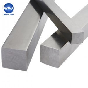 Stainless steel square steel