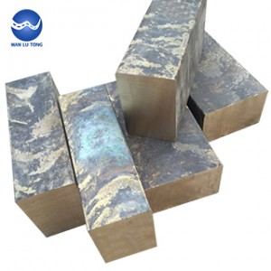 Tin bronze square rod