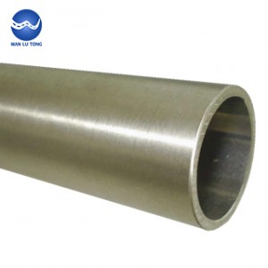 Tin bronze thin wall tube