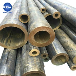 Tin bronze round tube