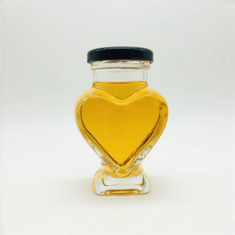 2017 New Style Glass Canning Jar -