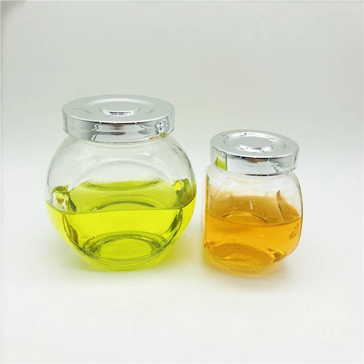 Chinese wholesale Glass Tea Bottle -