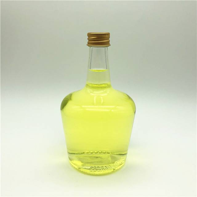 Clear 250ml glass bottles for vinegar oil packaging Featured Image