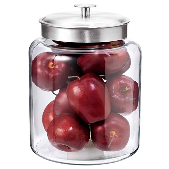 Top Quality Glass Mason Canning Jar -