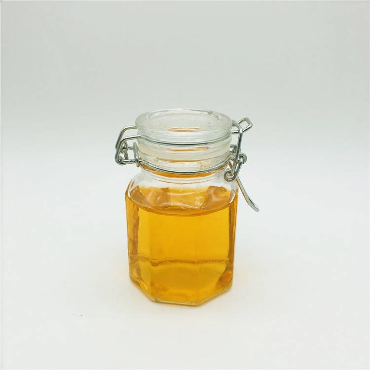 Factory directly Food Storage Airtight Glass Jars -
