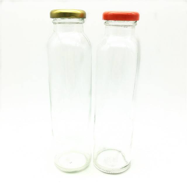 Factory Cheap Hot Glass Sauce Bottle -
