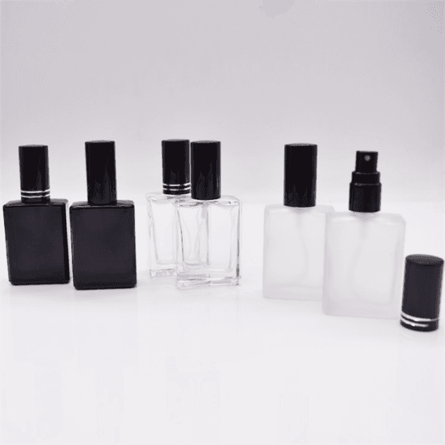Factory source Glass Spice Jar -