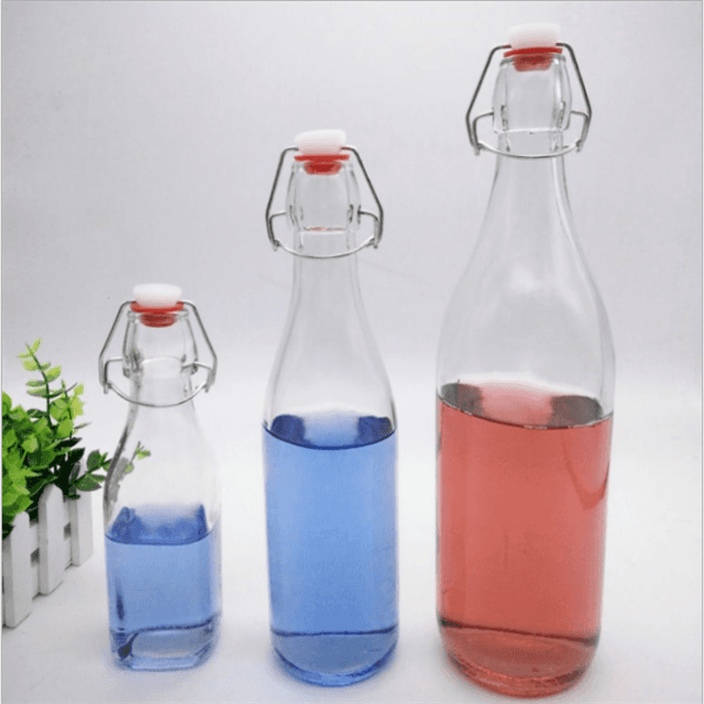 China OEM Brown Glass Jar -
