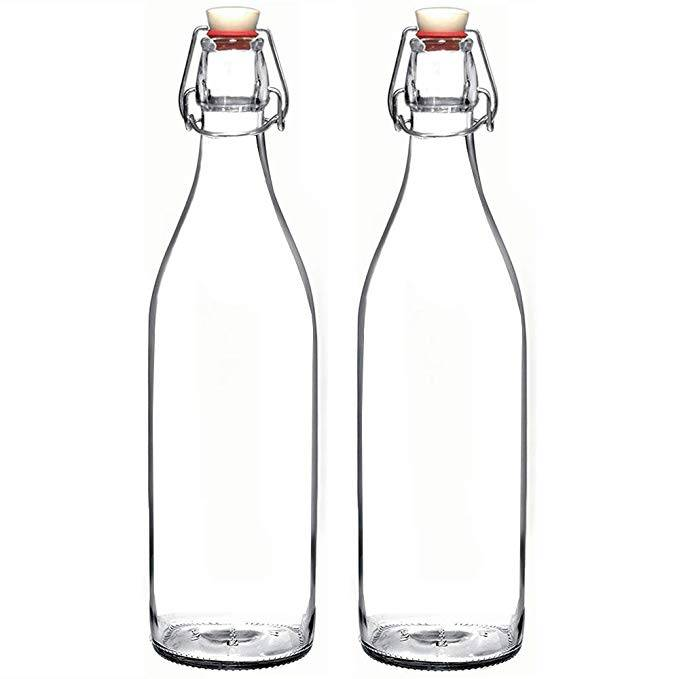 China wholesale Glass Boston Bottle -