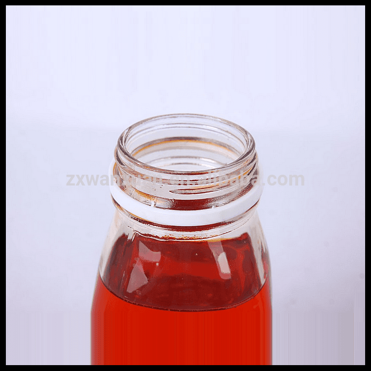 China China Supplier Tomato Sauce Glass Bottle - 300ml 500ml