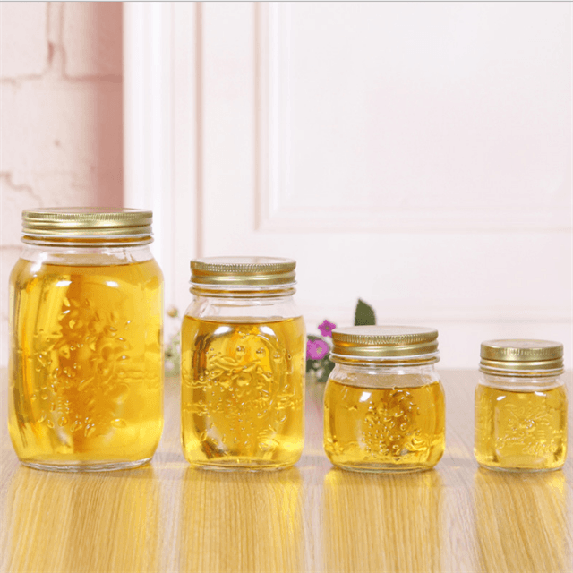 Discount Price Custom Empty Glass Bottle -