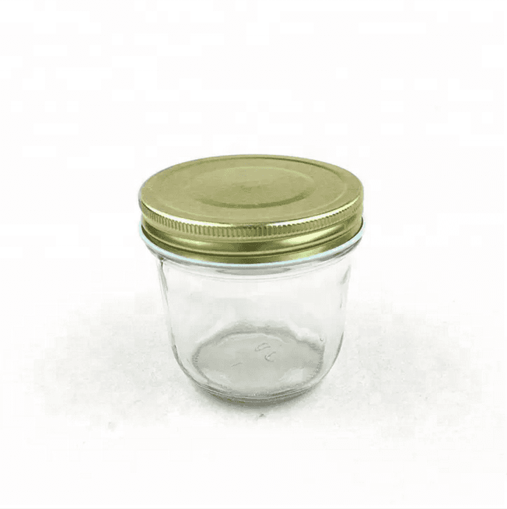 Wholesale 300ml 10oz Wide Mouth Glass Mason Jar For Drinking And Jam