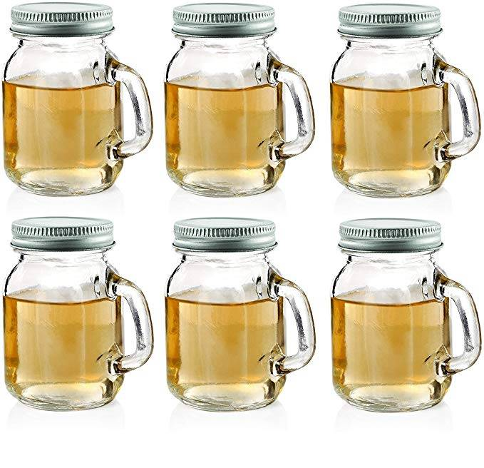 OEM/ODM Supplier Glass Mason Jar -