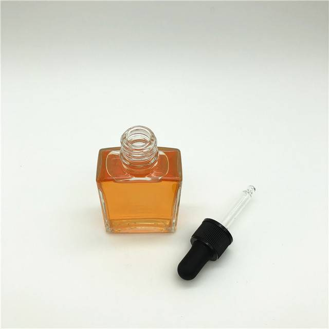 professional factory for Cosmetic Glass Bottle -