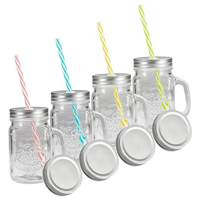 2017 Latest DesignCustom Glass Bottle -