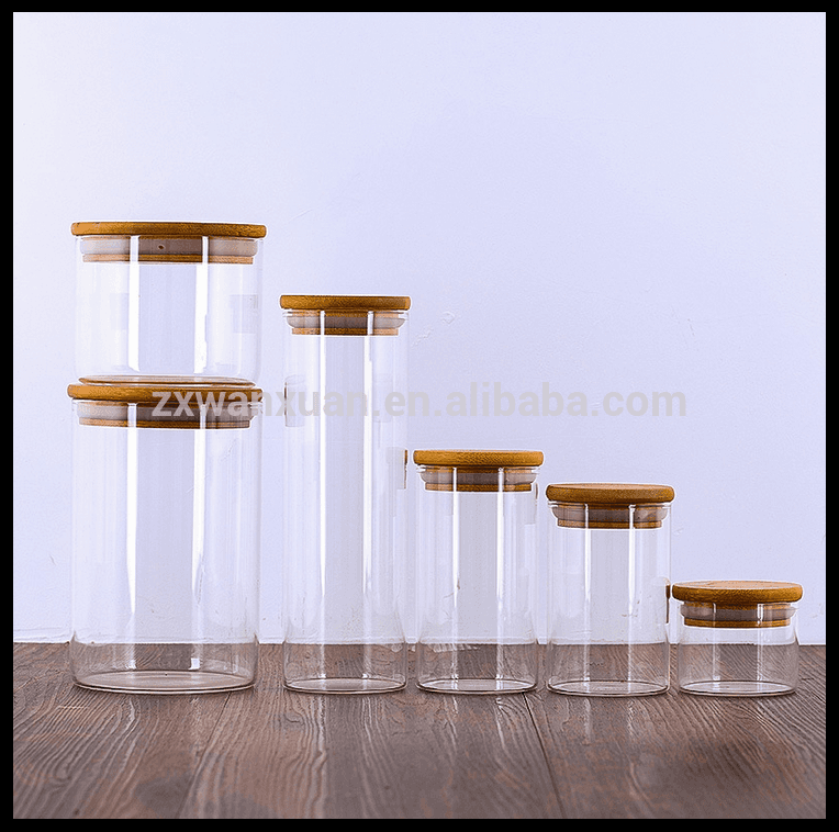Competitive Price for Glass Pudding Jar -