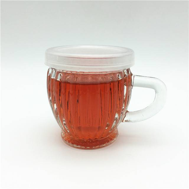 Hot Tea Cup Resistant Glass Cup 150ML