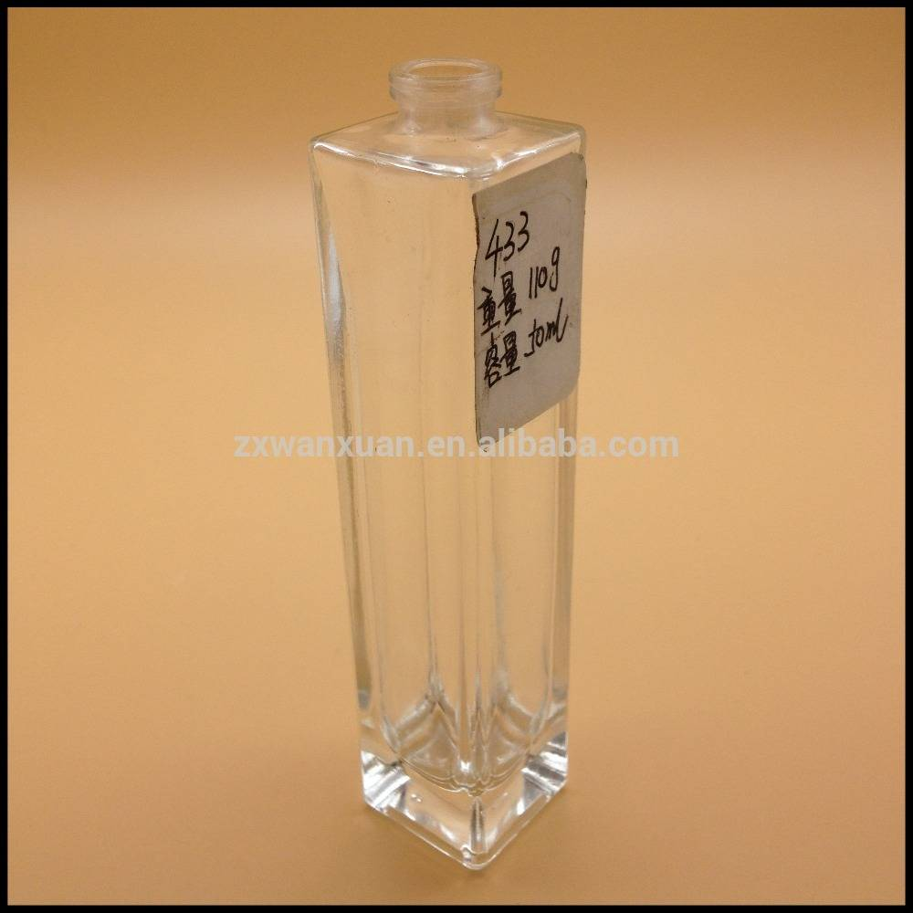 OEM Manufacturer Perfume Glass Bottle Luxury -