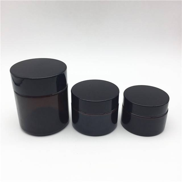 Factory wholesale Glass Jar With Bamboo Lid -