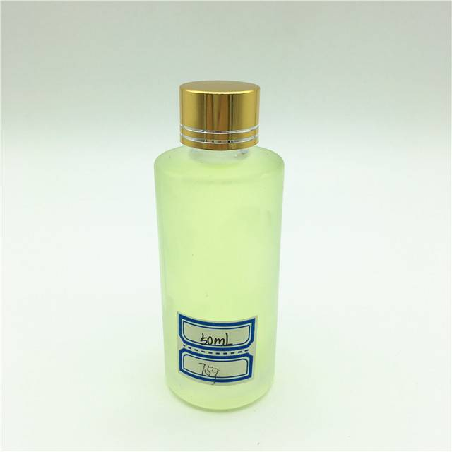 High-quality Frosting Cosmetics Essence milk 50ml packing glass perfume bottle